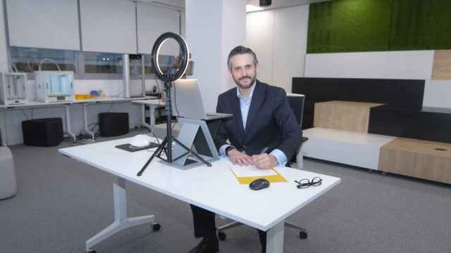 Dimitris Bountolos, director general de Sistemas de Información e Innovación de Ferrovial.