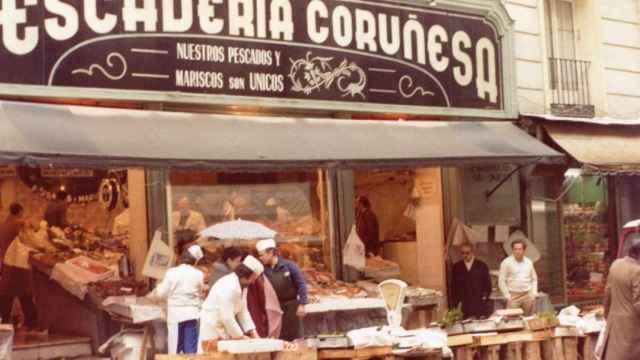 Pescaderías Coruñesas: historia de la centenaria empresa que ha rescatado a Lhardy y sus famosos cocidos