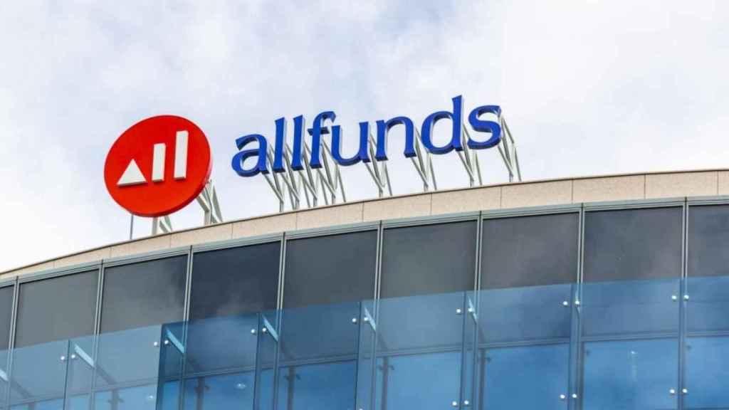 Edificio central de Allfunds.