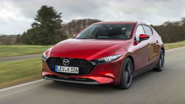 Mazda 3 e-Skyactiv X.