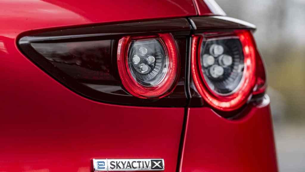 Mazda mejora su motor híbrido ligero incrementando la potencia y reduciendo el consumo.