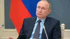 Vladímir Putin, presidente ruso.