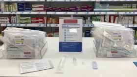Test caseros para la detección del coronavirus en Portugal.