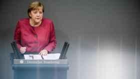 Angela Merkel, la canciller alemana.