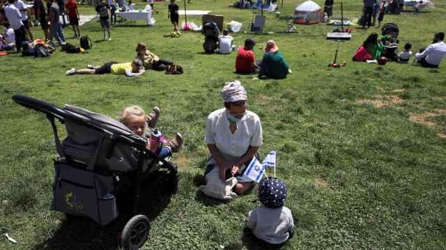 Los israelíes han podido celebrar el día de la independencia con casi normalidad.