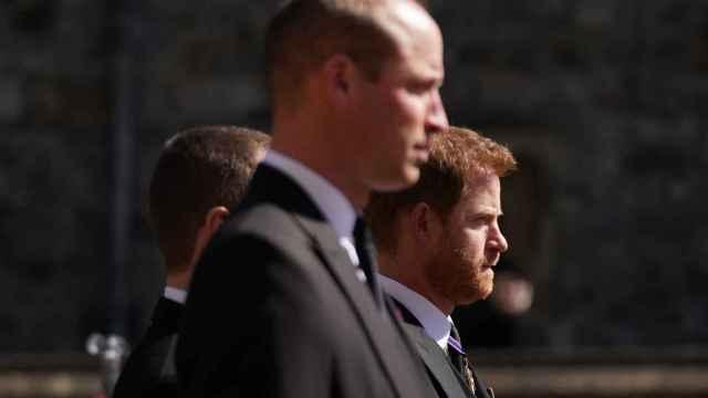 El solemne funeral del duque de Edimburgo, en imágenes