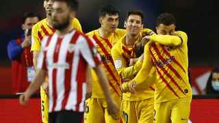 El Barça gana la final con goleada al Athletic