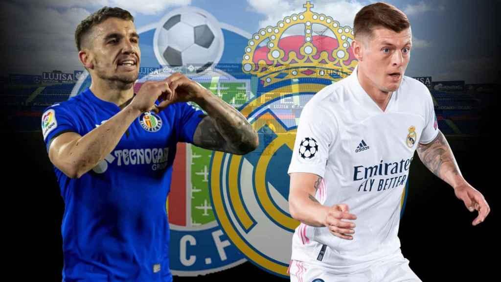 Previa Getafe - Real Madrid