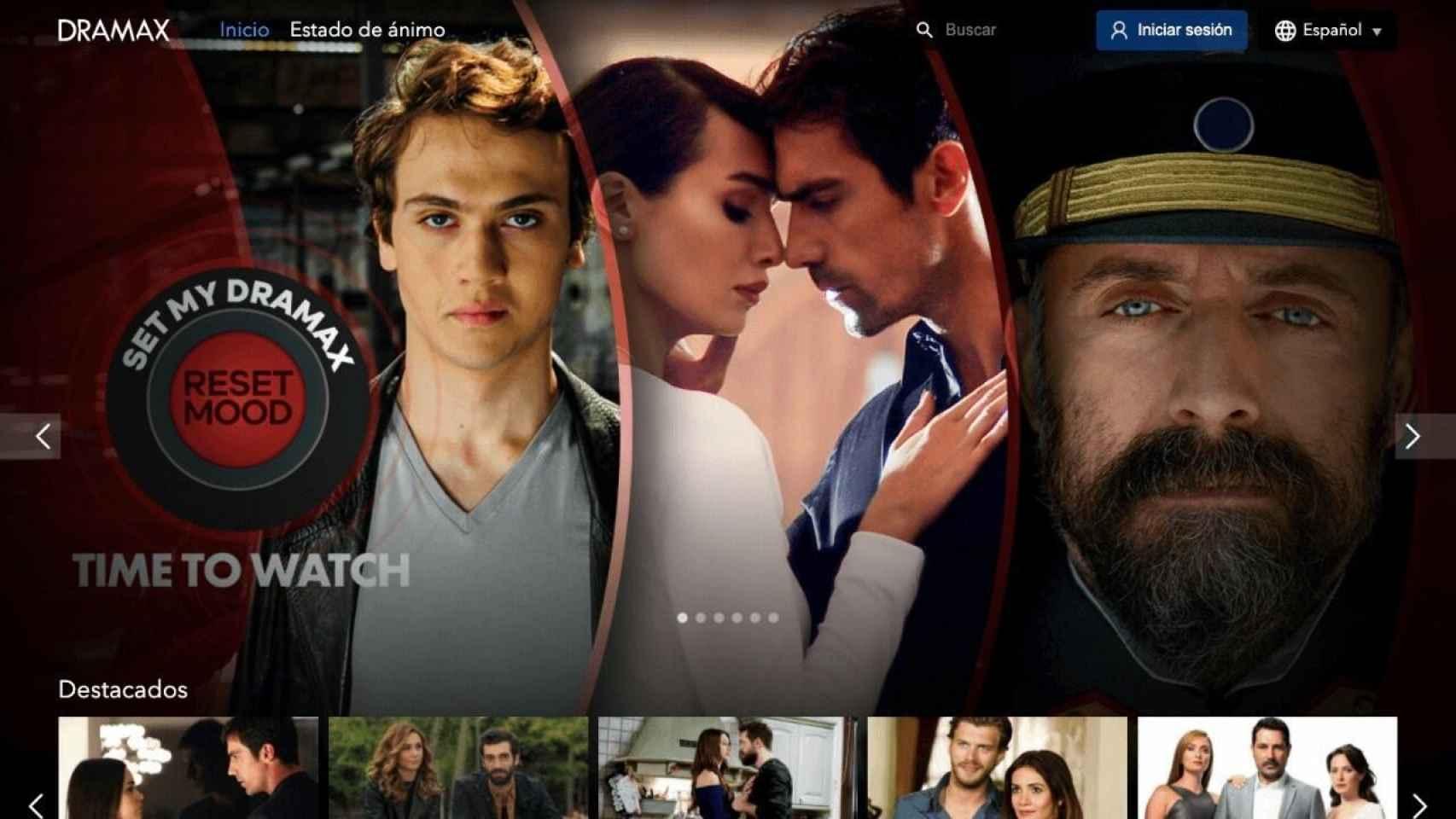 Demirören Medya lanza Dramax, una plataforma de series turcas para todo el mundo