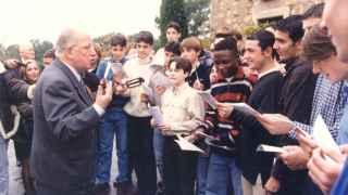 Muere Josep Mussons, exvicepresidente del Barça