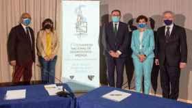 Este viernes ha sido inaugurado el Congreso de Deontología que organiza el Colegio de Médicos de Toledo