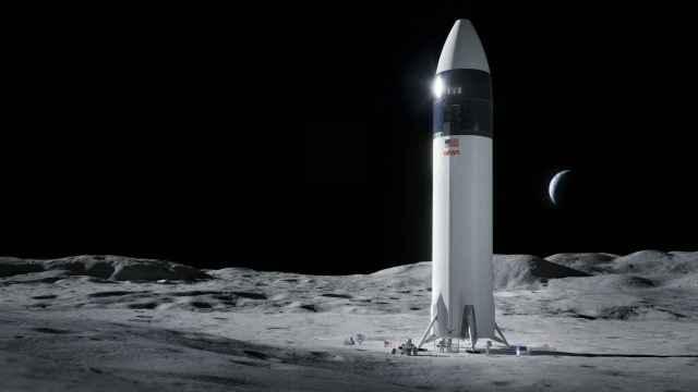 Confirmado: La NASA adjudica a Elon Musk el contrato para volver a la Luna en 2024