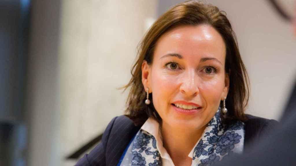 Conchita Álvarez, directora de Productos de Ahorro e Inversión en Banco Sabadell.