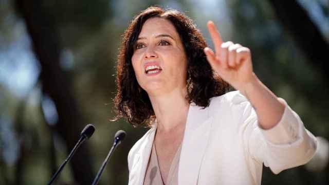 Ayuso continúa confrontando con Sánchez: Meterse con Madrid es meterse con el país