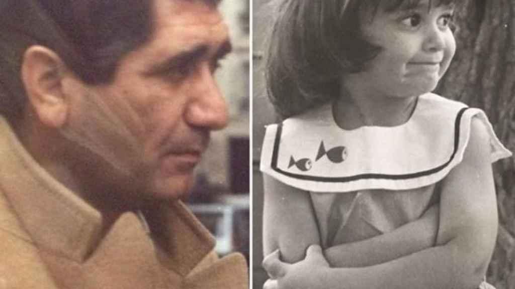 Leonardo Díaz Álvarez e Isabel Díaz Ayuso.