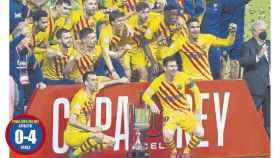La portada del diario Mundo Deportivo (18/04/2021)