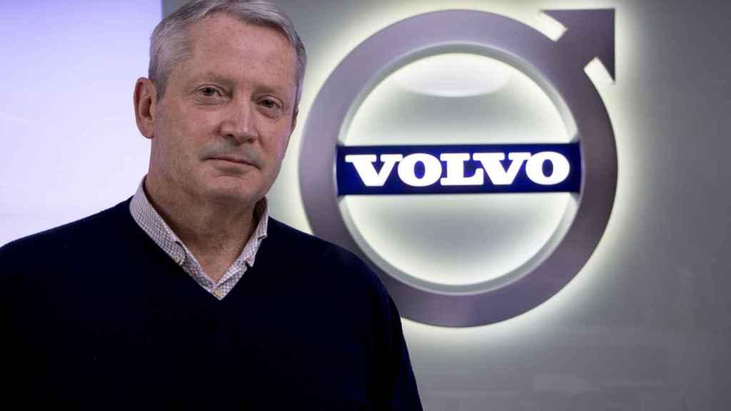 José María Galofré, consejero delegado de Volvo en España.