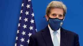 El enviado especial para el cambio climático de EEUU, John Kerry.