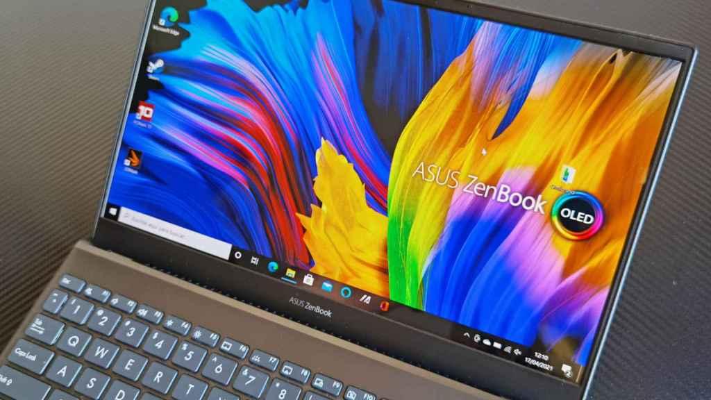 El nuevo Asus ZenBook 13 destaca por su pantalla OLED
