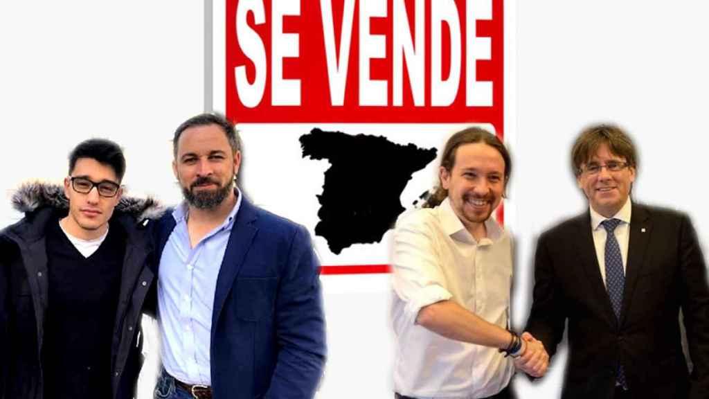 Vox y Podemos: vasos comunicantes ideológicos.