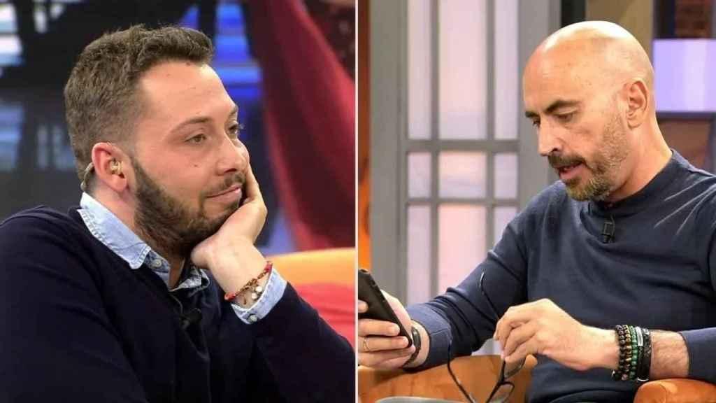 """Diego Arrabal desenmascara a Avilés en el tema de Rocío Carrasco: """"Cómo se puede ser tan mentiroso"""""""