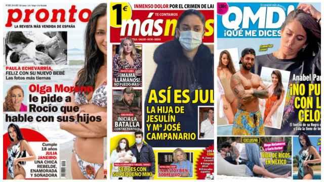 Kiosco rosa: los secretos de la relación de Olga Moreno con los hijos de Antonio David