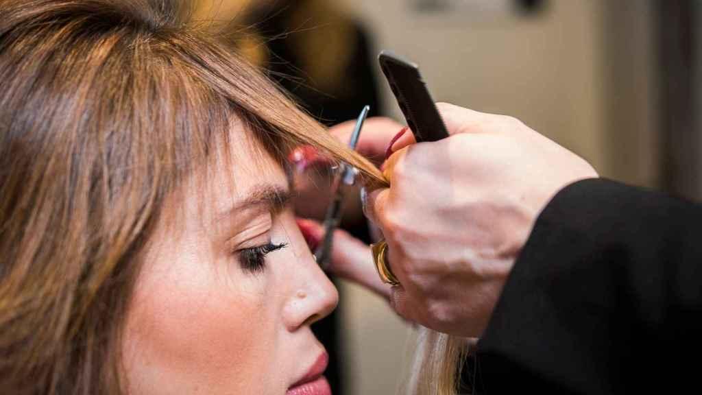 Sonia Atanes comparte las cuatro claves para mantener el flequillo perfecto.