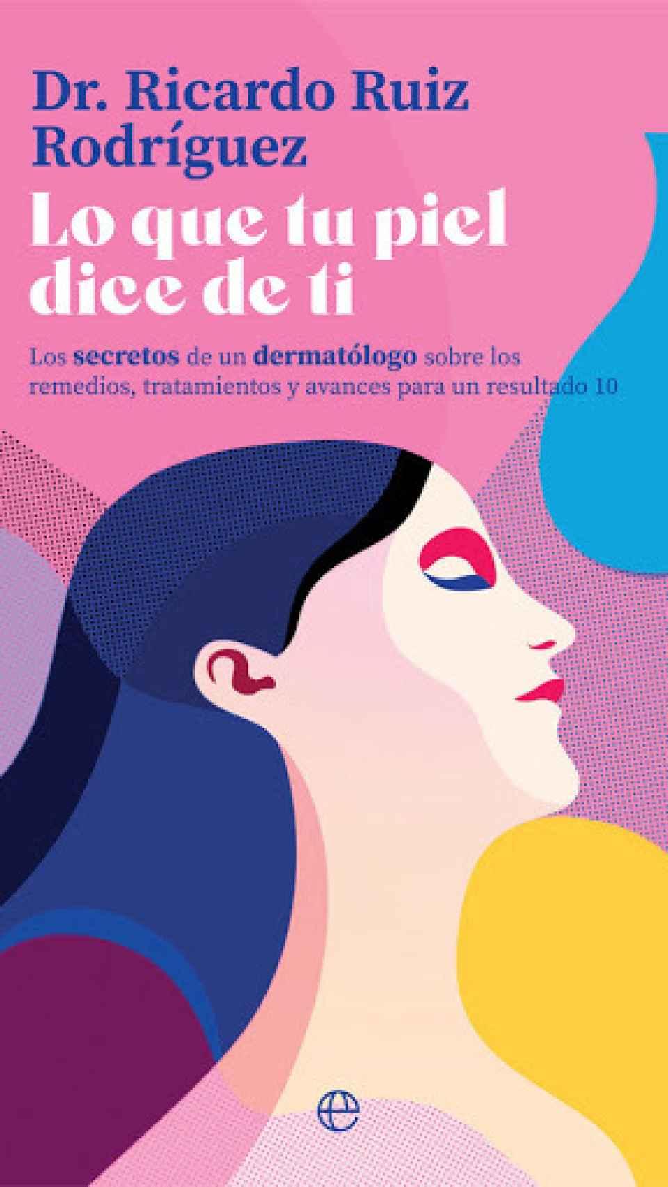 Portada del nuevo libro del doctor Ricardo Ruiz.