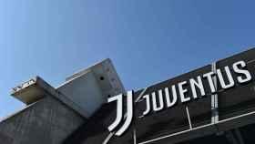 Los exteriores del Juventus Stadium en Turín