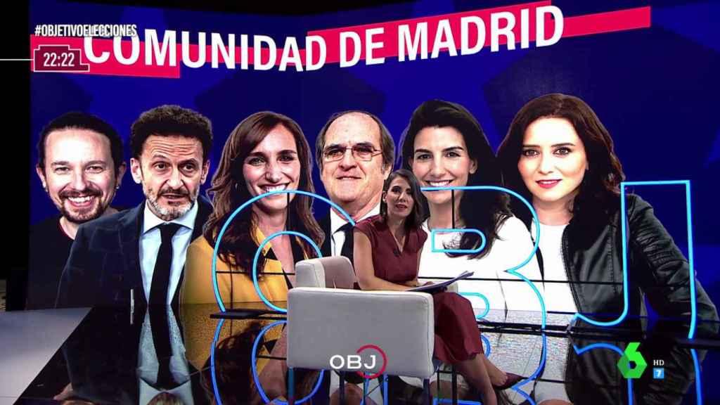 Ana Pastor ha criticado la ausencia de Vox en 'El Objetivo'.