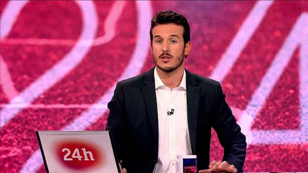 La trayectoria de Diego Losada en TVE empezó en el Canal 24 horas.