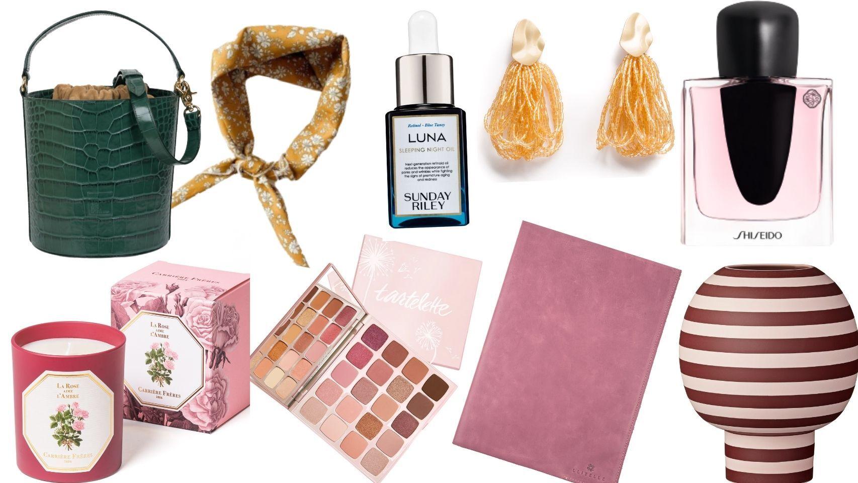 Día de la madre: 10 ideas de regalos originales que le encantarán.
