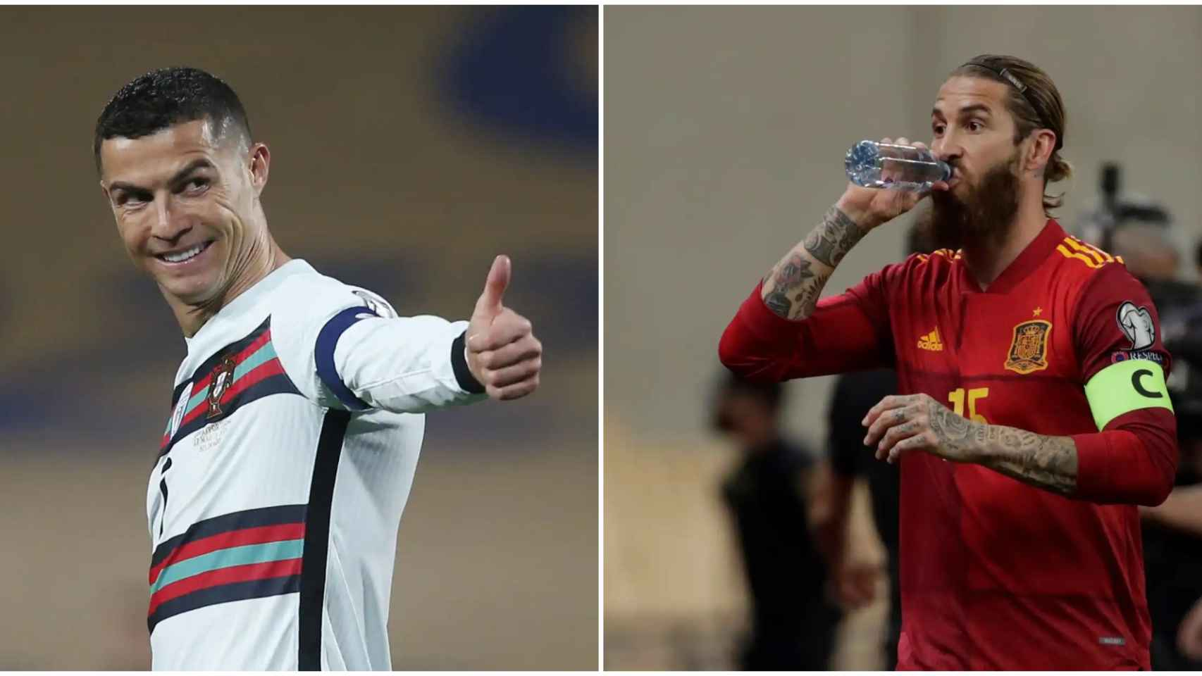 Los 25 grandes futbolistas que se pueden quedar fuera de la Euro2021 si se cumple la amenaza de la UEFA