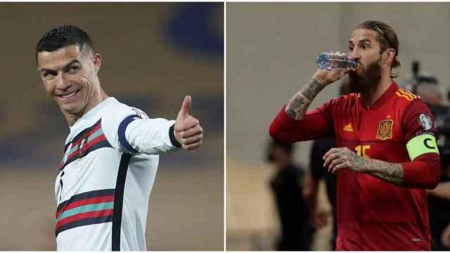 Las 25 estrellas que se pueden quedar fuera de la Eurocopa 2021 si se cumple la amenaza de la UEFA