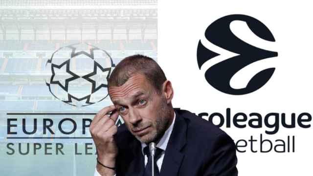 La Superliga Europea es viable: las similitudes con la Euroliga de baloncesto y sus luchas en 21 años