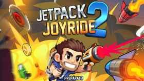 Jetpack Joyride 2 ya disponible en España: vuelve de nuevo Barry Steakfries