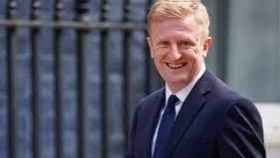 Oliver Dowden, ministro de Cultura del Gobierno Británico