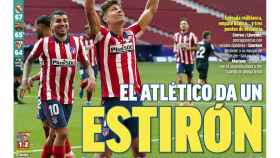 La portada del diario MARCA (19/04/2021)