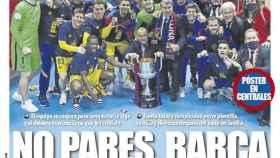 La portada del diario Mundo Deportivo (19/04/2021)
