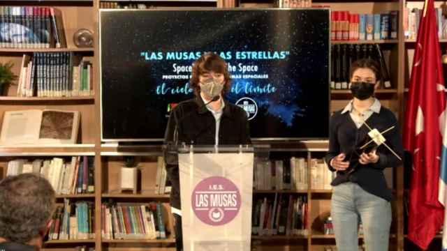 Una presentación del proyecto de Las Musas.