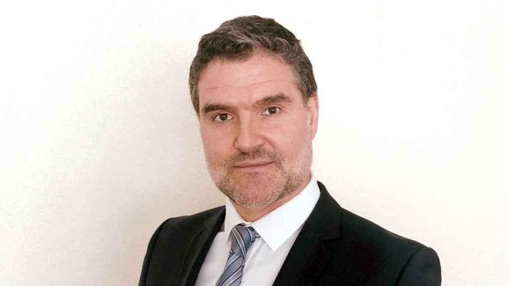 Sergio Bravo, director de ventas de la zona Oeste en Bitdefender.