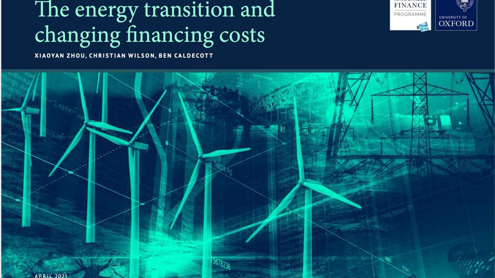 Financiar centrales de carbón es un 56% más caro que hace 10 años, como gas y petróleo