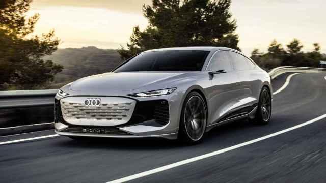 Audi ya trabaja en coches eléctricos con 700 kilómetros de autonomía para 2022