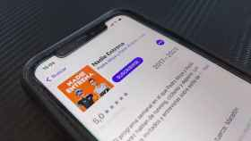 Apple Podcasts en un iPhone