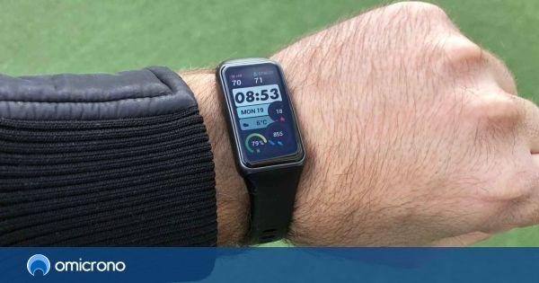 Probamos la pulsera inteligente de Huawei para plantar cara a Xiaomi