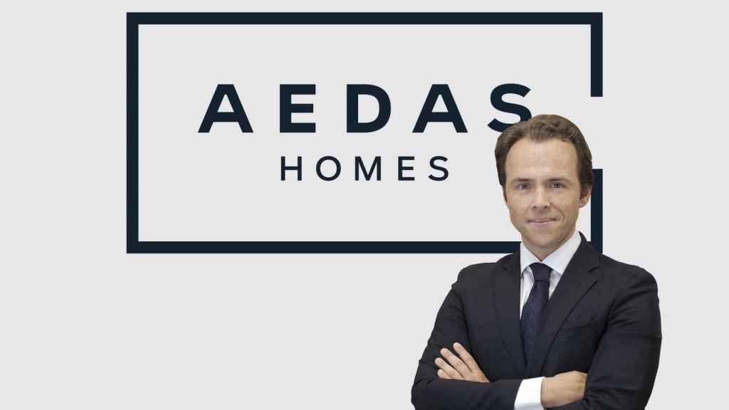 Sergio Gálvez, director general de Estrategia, Inversiones y Desarrollos Alternativos de AEDAS Homes