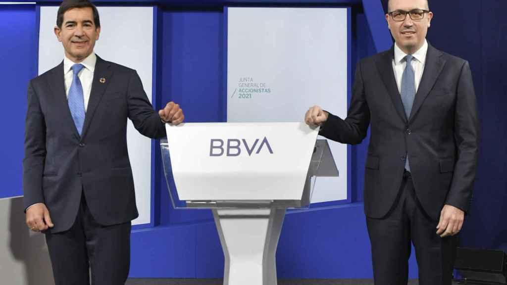 BBVA recomprará acciones por el 10% tras cerrar la venta de EEUU y según las condiciones de mercado