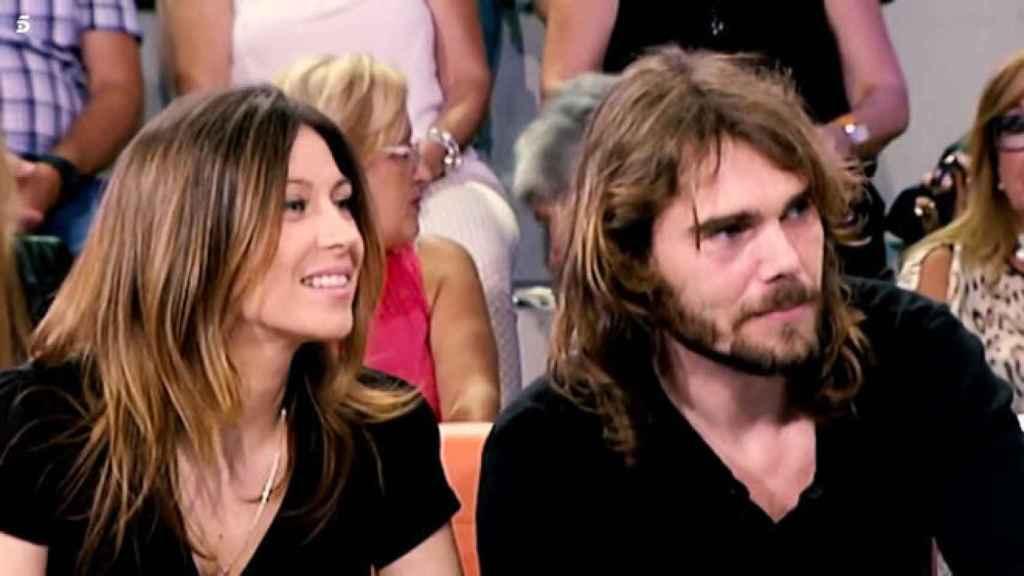 Carlos y Fayna, en una imagen antigua cuando aún estaban juntos.