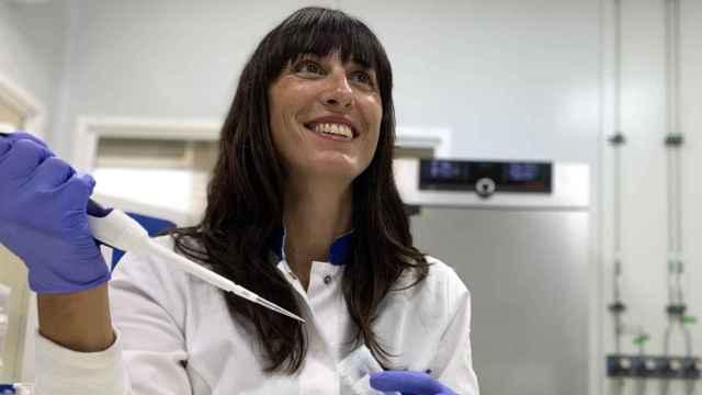 Mercedes Vila, doctora en Física y cofundadora de BioTech Foods.