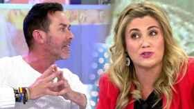 'Sálvame': Carlota Corredera amenaza con echar a Jesús Manuel por su postura con Rocío Carrasco